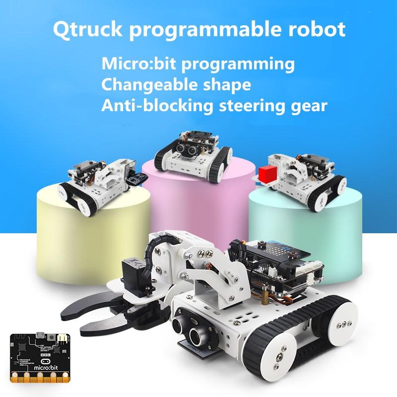 HOT SALE] LAFVIN Multi functional Smart Robot Car Kit for