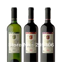 Custom Bottle Label Sticker Environmental Grade Ink For Food Drink Etc Item No CU24