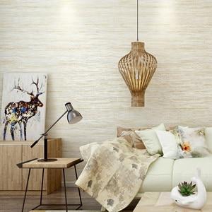 Image 2 - Metallic Marble Wallpaper Modern Plain Solid Simple Design Wall Paper Bedroom Living Room Home Decor