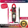 Мини-токометр с частотой  емкостью  сопротивлением  измерением температуры  UT210D  переменный/постоянный ток/напряжение  UT210D