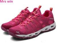 EU 35 46 Women Running Sheos Men Sneakers Lightweight Skidproof Comfortable Walking Shoes Trainers Mesh Outdoor