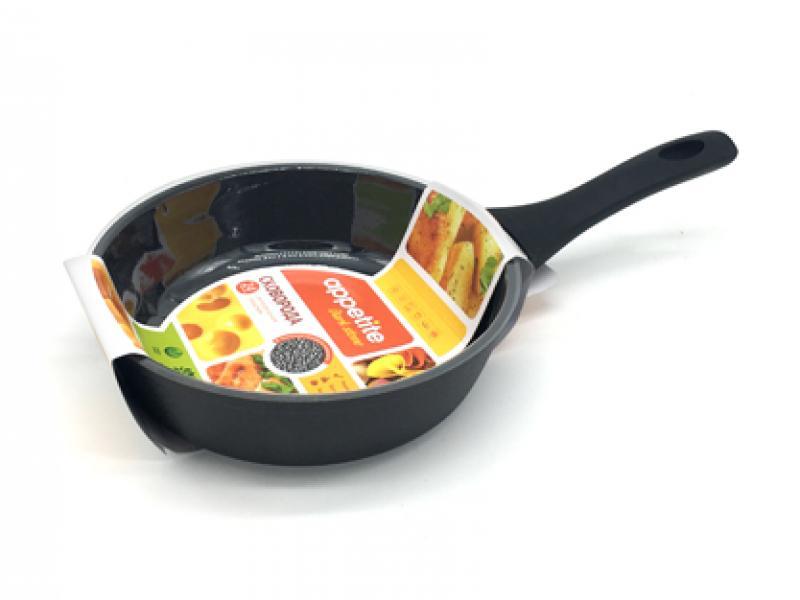 Frying Pan APPETITE, DARK STONE, 28 cm