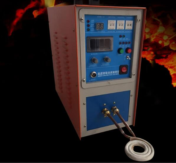 Jewelry Making Equipment High Frequency 220V 15KW 2 Kg Gold Metal Induction Melting Furnace
