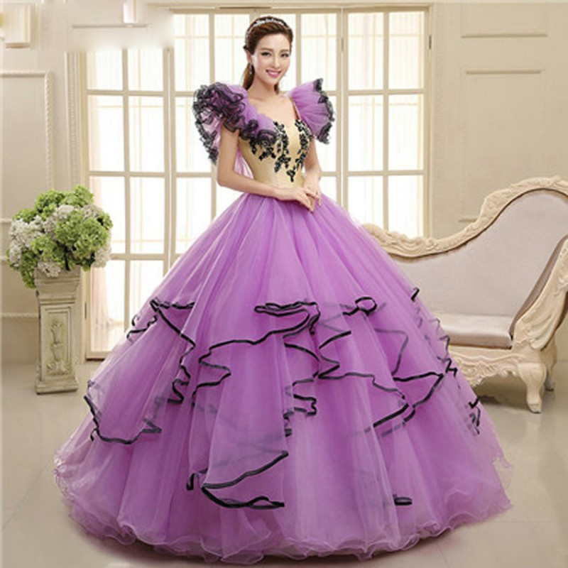 Light Purple Ball Gowns | Great Ideas For Fashion Dresses 2017