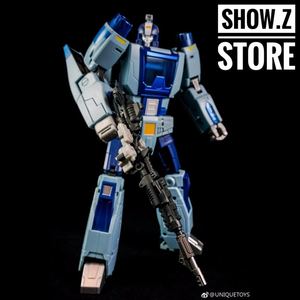 [Show.Z Store] Unique Toys UT Y-02 Buzzing Blurr MP Masterpiece Transformation Action Figure [show z store] [pre order] mft mf 26 sharkticons mechfanstoys mech fans toys transformation action figure