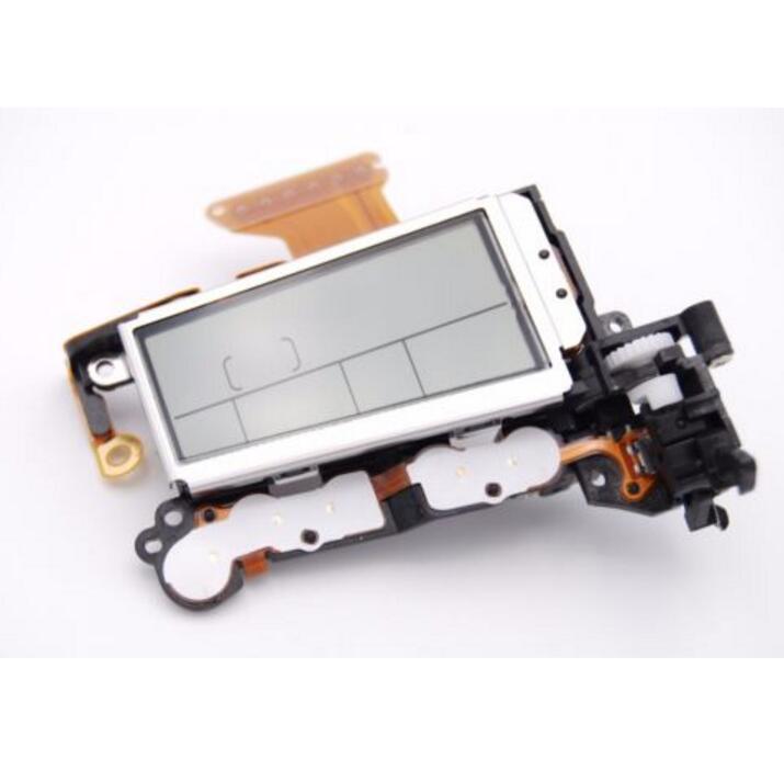 Nouveau petit écran d'affichage LCD pour Nikon Canon pour EOS 760D rebelle T6s/Kiss 8000D pièce de réparation d'appareil photo numérique