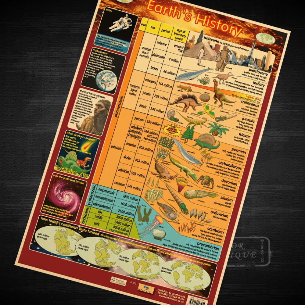 Popular Educational Posters Kids-Buy Cheap Educational Posters ...