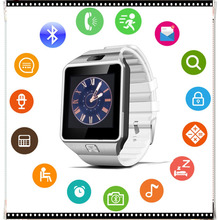 Smartwatch DZ09 Relógio Bluetooth Inteligente Wearable Dispositivos Android Phone Call SIM TF Camera para IOS Apple iPhone Samsung HUAWEI USB