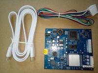 5 шт. Новое поступление CGA to HDMI конвертер CGA/EGA к HDMI преобразования доска для высокой четкости Аркада кабинет ЖК дисплей игровой автомат