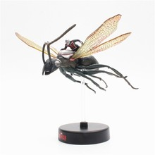 Marvel Ant Man and the Wasp Ant-Man on Flying Ant Wasp Miniature Action Figures banks i the wasp factory