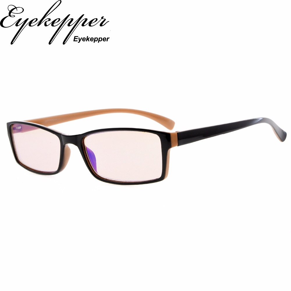 CG178 Eyekepper UV Protection Yellow Tinted Lens Reading Glasses