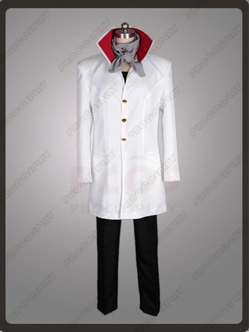 Klaar schip ~ Y-0979 RWBY Roman Torchwick Cosplay kostuum Y-0979 - Carnavalskostuums