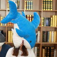 90cm blue shark