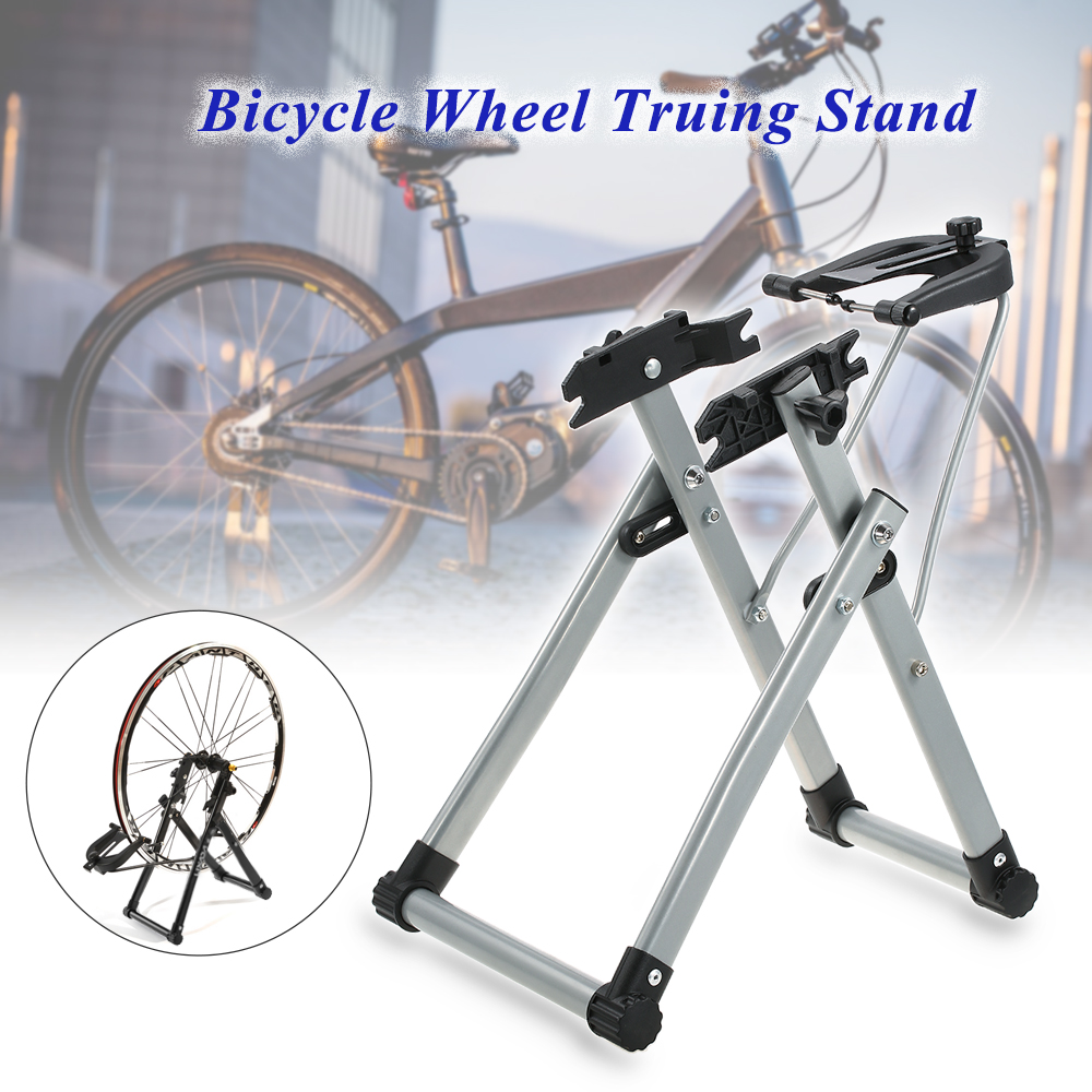 Lixada Bike Wheel Truing Stand Bicycle Wheel Maintenance Home Mechanic Truing Stand for MTB Road Bike Accessories capacete-in Bicycle Repair Tools from Sports & Entertainment    1