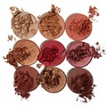 Kyli Profissional Maquiagem Maquillaje Cosméticos Borgoña kyeyeshadow Colores En 1 Mate Paleta de Sombra de ojos Paleta Shimmer y Shine9