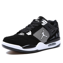 Super hot air cushion basketball shoes cheap outdoor men&women shoes authentic retro jordan shoes