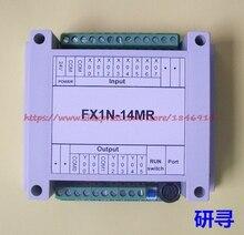 PLC industrie control board relais bedienfeld speicherprogrammierbare steuerung MCU steuerkarte FX1N-14MR