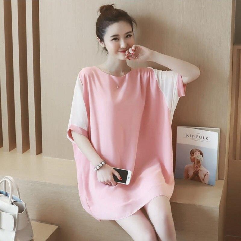 new summer womens dresses chiffon maternity dresses pregnancy dresses maternity clothing summer clothing 16719