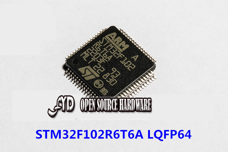 Цена STM32F102R6T6A