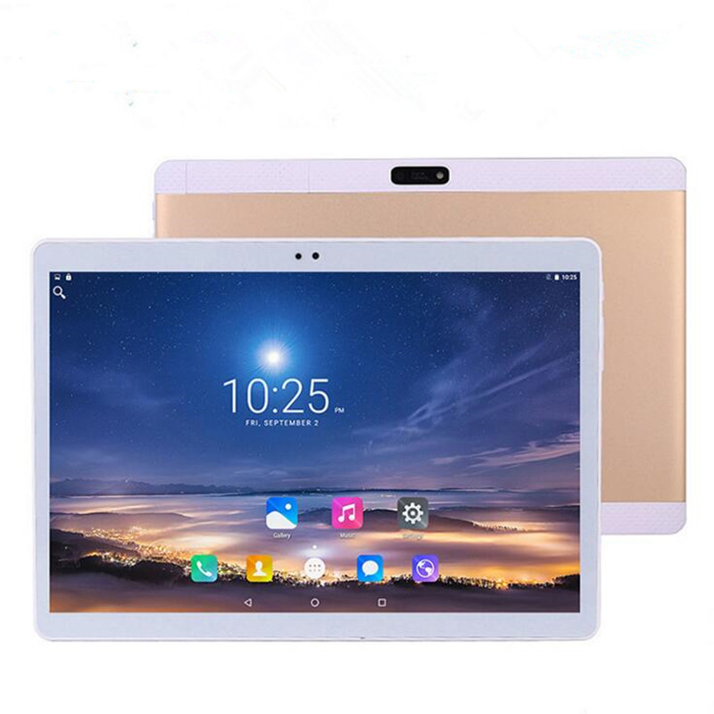 Call Phone 10 Inch Tablet PC 3G 4G Lte Octa Core 2GB RAM 16GB ROM Dual SIM 8.0MP Android 6.0 GPS 1920*1200 HD IPS Tablet PC 10 created x8s 8 ips octa core android 4 4 3g tablet pc w 1gb ram 16gb rom dual sim uk plug