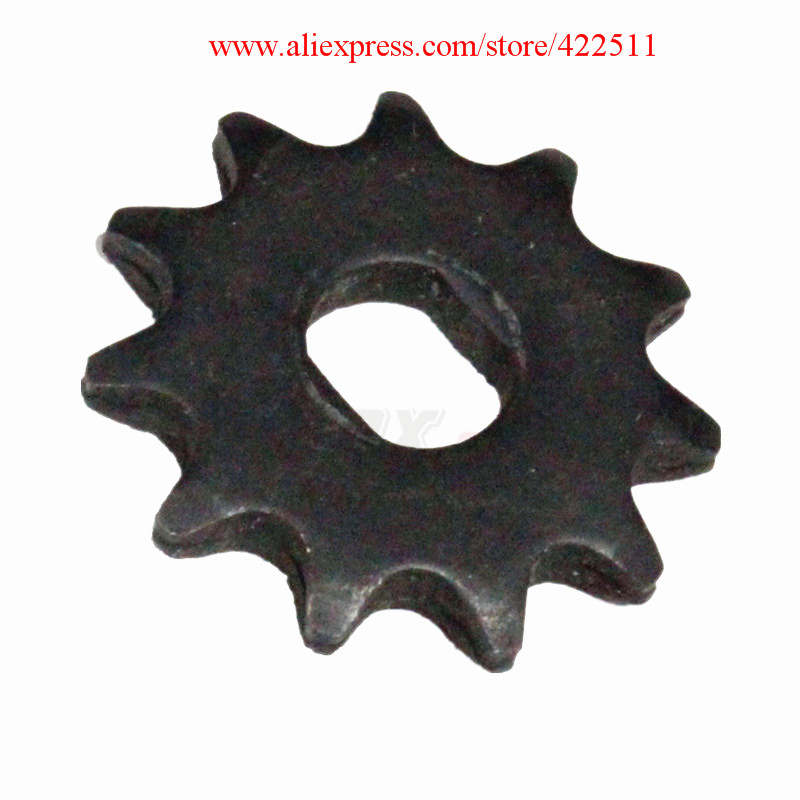 Image 2 - Electric Scooter Front Chain Sprocket  T8F 11Teeth Electric Motor Sprocket  Electric Scooter Motor Pinion-in Scooter Parts & Accessories from Sports & Entertainment