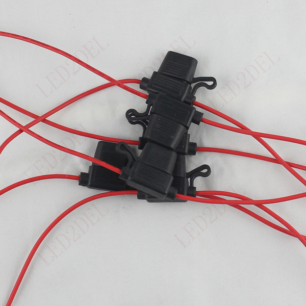 Medium Standard 10A 15A 20A ATC ATO Fuse Box Holder Socket waterproof with Cable For Auto socket mk picture more detailed picture about medium standard Waterproof Motorcycle Fuse Block at n-0.co