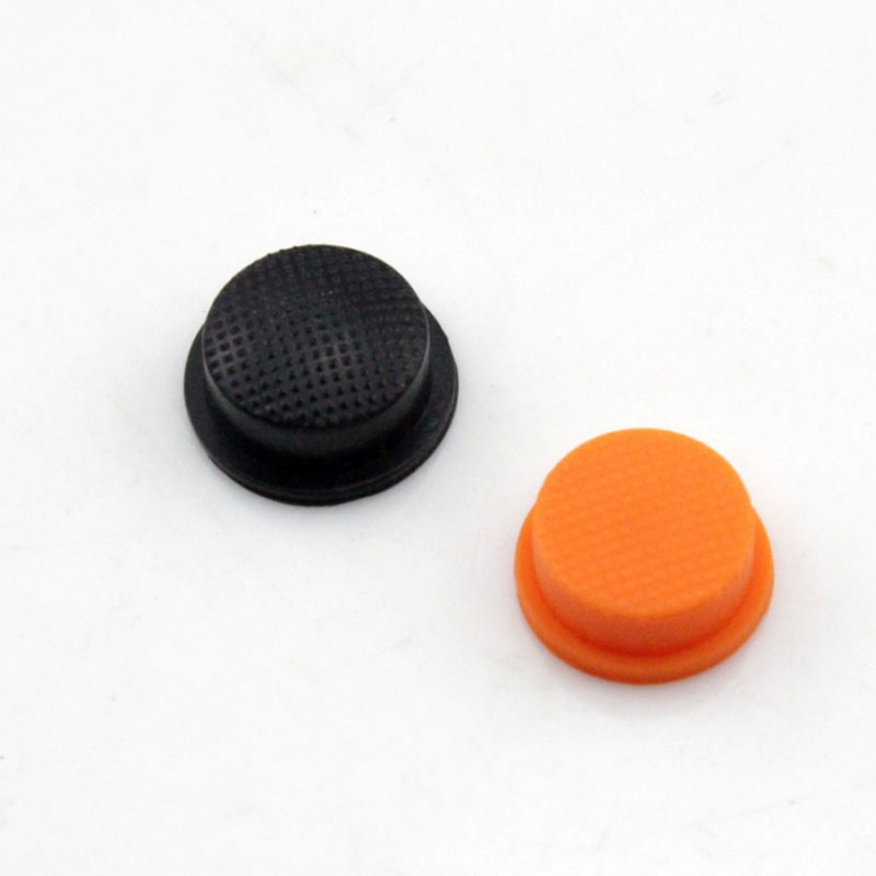 15mm /14mm Flashlight Tailcap Silicone Tailcaps For Led Flashlight Torch Diy Parts Tail Switch Cap