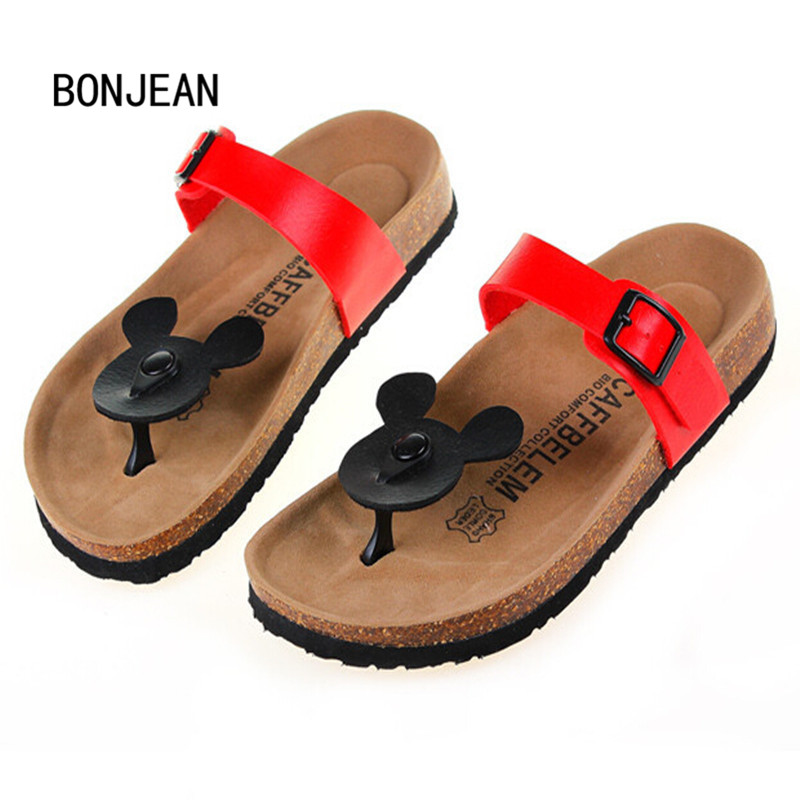 Women Sandals Shoes Summer Fashion Flip Flops Cartoon Cute Shoes Beach Slippers Cork Slippers Sandals Slides Plus Size 35-42 aakt brand fashion casual women shoes string bead women summer sandals shoes flats lady cute flip flops women slippers