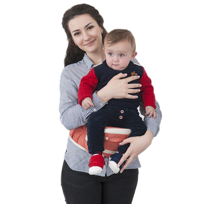 Baby Toddler Hip Seat Carrier Waist Single Seat Parent Band Belt Child  Travel Comfortable Lightweight Removable 3 Colors XNC