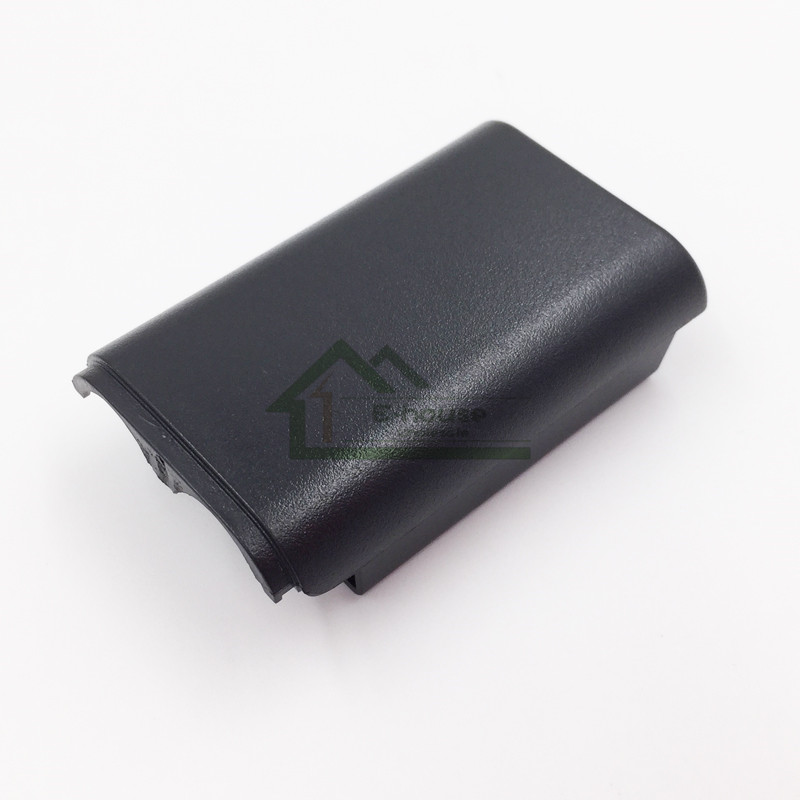 2pcs for Xbox 360 Battery Case Wireless Controller Rechargeable Battery Cover For Xbox 360 Controller With Sticker 2