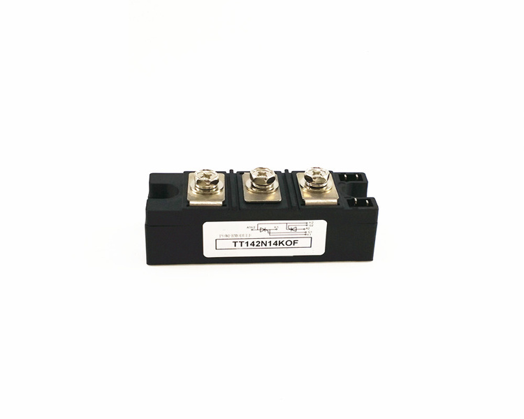 Thyristor Modules TT 142N 14KO Power Semiconductors Modules