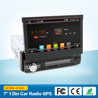 Quad Core CPU Pure Android 6 0 Single Din Universal Car Dvd Player Android 6 0