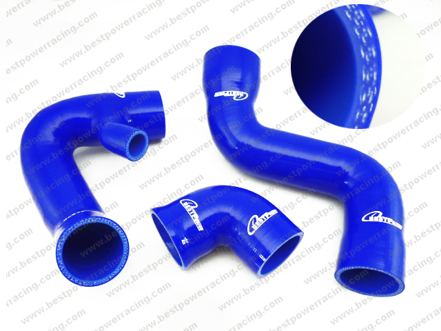 Silicone Intercooler Turbo Hose / Pipe For Audi A4 Passat B6 1.8T