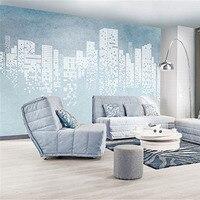 Custom Print DIY Fabric Textile Wallcoverings For Walls Cloth Seamless Wallpaper Matt Silk For Bedding Room