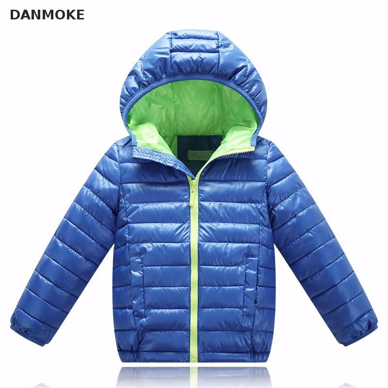 948ffba30e32 Danmoke Boys Winter Coat Children s Parkas Winter Jackets For Girls ...