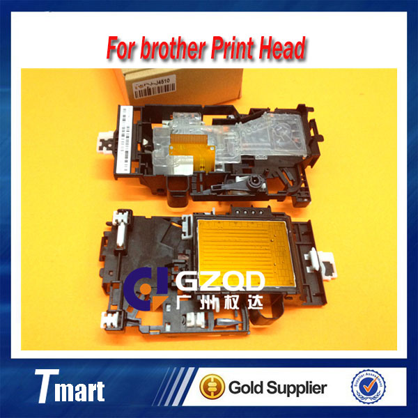 ФОТО 100% brand new original print head for brother J3520 J2510 J4610 J285 J450 J4510 J6910 printer parts  good quality free shipping