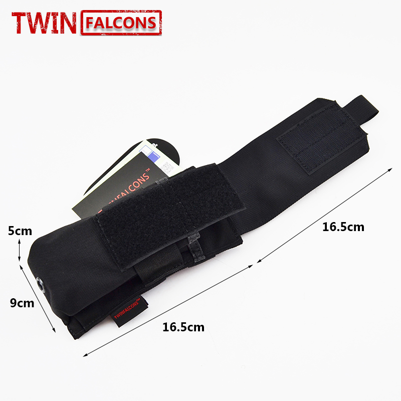 1000d Cordura Tactical Ar Magazine Pouch Fast Molle M4 Ammo Single Rifle 2 Mag Pouch Holder Carrier Tw-m013 Moderate Price