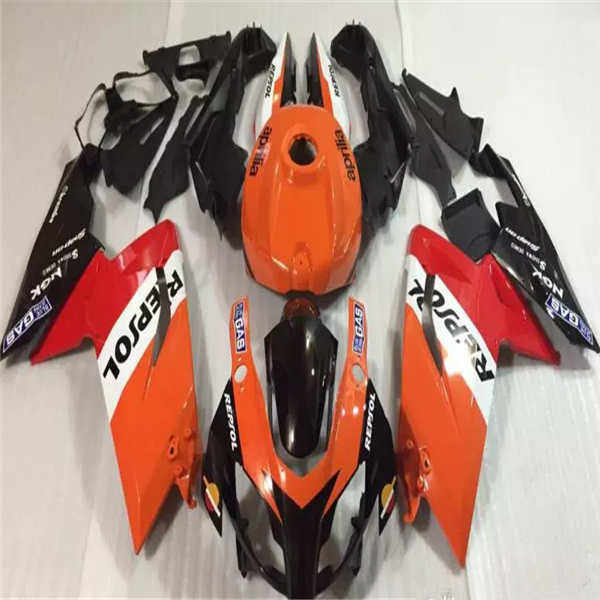 Fairing Kits for Aprilia RS125 2006 - 2011 2007 REPSOL Motorcycle Fairing RS 125 2007 2010 2011 Plastic Fairings RS 125 2008-Nn