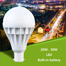 youe shone Outdoor camping led light bulbs with switch 20W 30W Charging continuous lighting Emergency camp tent lights