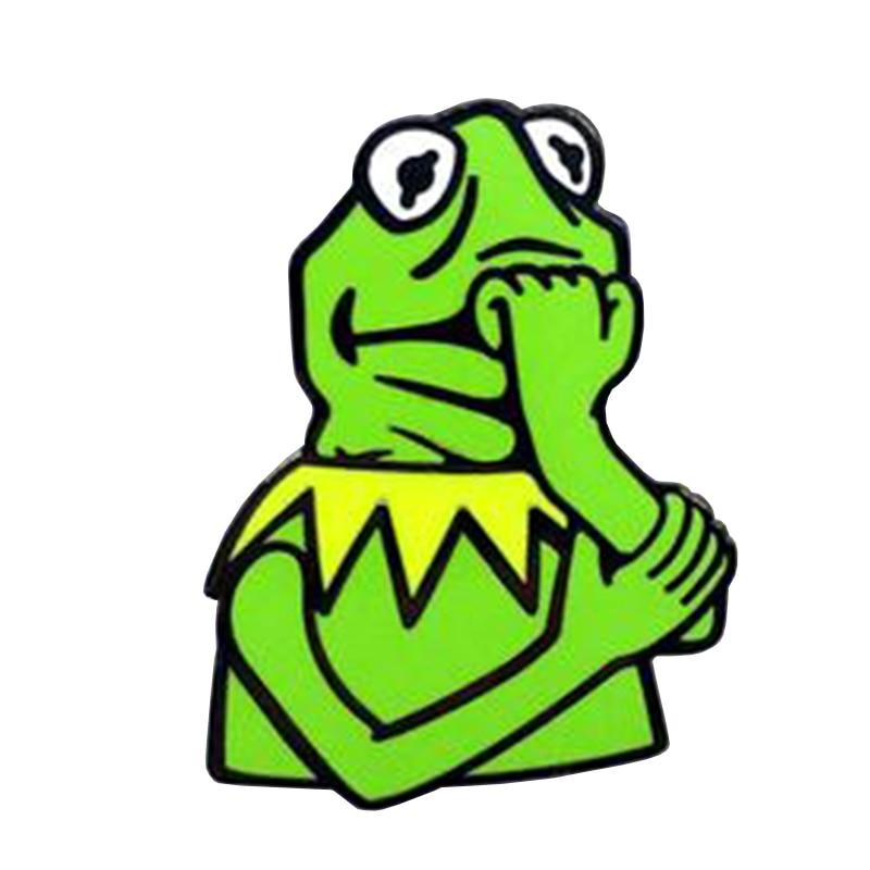 Nervous Kermit Gifts Merchandise Redbubble