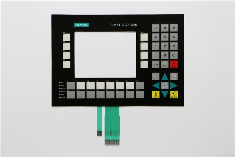 все цены на 6ES7626-0SB00-2AC0 6ES7 626-0SB00-2AC0 Membrane Keypad For SIMATIC C7-626 Repair, HAVE IN STOCK онлайн