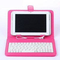 1 Piece 10 Inch Universal Tablets Case With Tab Keyboard Protective Support Case Cover For IPad