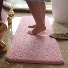 60*90cm New Brand Large Thicken Bathroom Rug Floor Pad Modern Non slip Bath Mat Mechanical Wash Home Decor Carpet Free Shipping