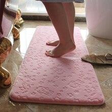 Tapete antiderrapante para banheiro, tapete mecânico novo, grosso, moderno, 60x90cm tapete decorativo de casa, frete grátis