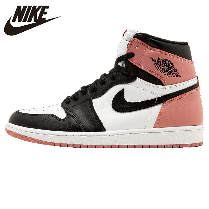 US $89.0 50% OFF|Nike Air Jordan 1 Retro High OG NRG AJ1 Wemen's Basketball Shoes, Outdoor Shock absorbing Sneakers EUR Size W in Basketball Shoes