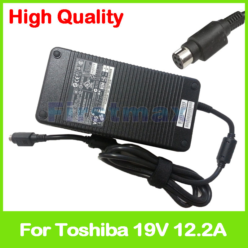 все цены на  19V 12.2A 230W laptop AC power adapter charger PA3673E-1AC3 for Toshiba Qosmio X200 X300 X305  онлайн