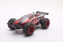 RC Car 27MHZ Rock Crawler Rally Car 2WD Truck 1:22 Scale Off-road Race Vehicle Buggy Electronic RC Model Toy S787