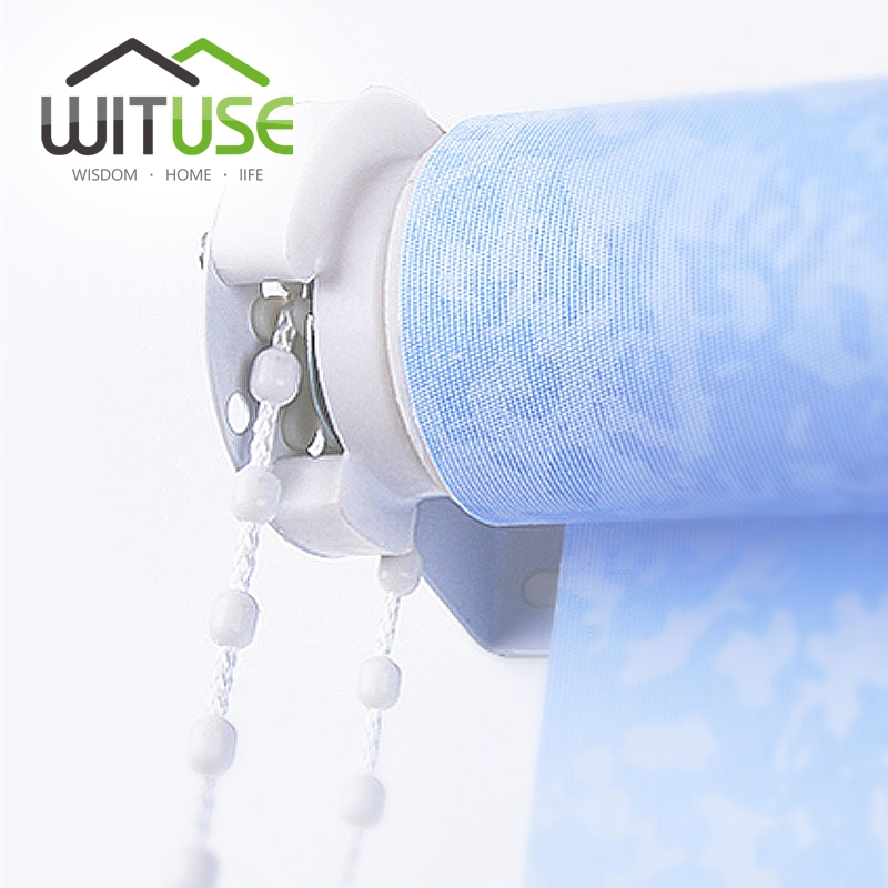 WITUSE Roller Blind Shade Cluth Bracket Bead Chain 28mm Kit Brand new and high quality S ...