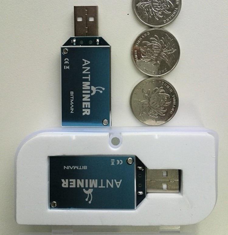 DHL BTC Miner AntMiner U1 USB Bitcoin 1.66 GH/s Asicminer Mining - best seller's store