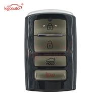 KIGOAUTO Smart key case 2014 2015 2016 95440 F6000 for Kia Cadenza 4 button SY5KHFNA04 car key case|Car Key| |  -